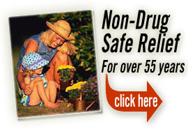 Proven Safe Relief, Click here